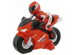 Chicco Турбо-мотоцикл Ducati 1198 r/c (00389.00)