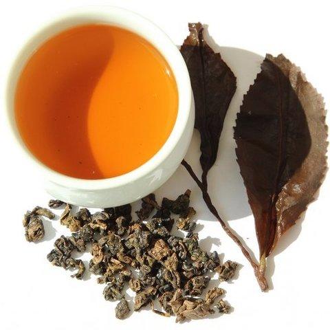 Чай улун ГАБА Алишань Рубиновая