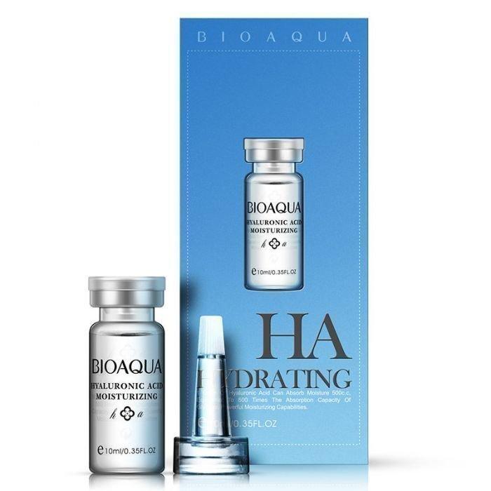 Bioaqua Сыворотка гиалуроновая кислота Pure Hyaluronic Acid, 10 мл