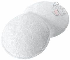 Medela. Прокладки для груди многоразовые, 1уп/4 шт. Вид 2.