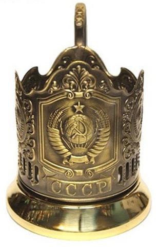 """Подстаканник  """"Герб СССР"""" (1)"""