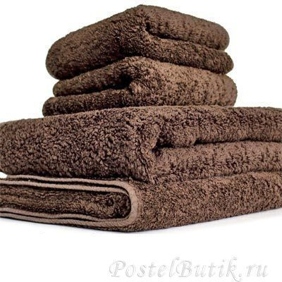 Полотенце 70х140 Abyss & Habidecor Super Pile 772 dark brown