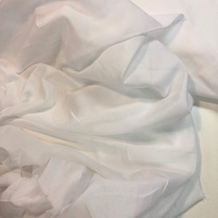 Полотно Mous cotton blanc col 4