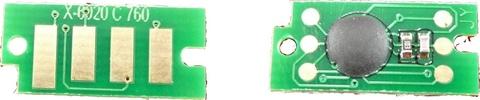 Чип желтый для Xerox Phaser 6020/6022/WC6025/6027 (X-2762-Y-1K(ME/EE))
