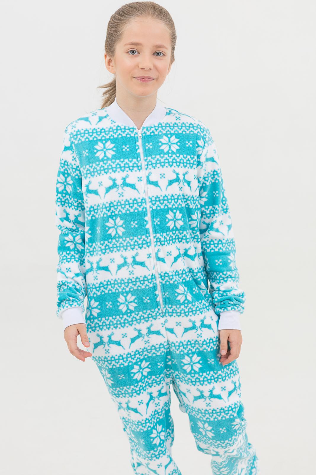 a2edbf129df2 Детская пижама-комбинезон