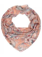 FC428-1B12 платок, розовый