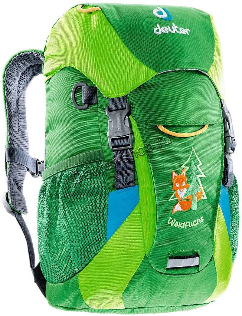 Детские рюкзаки Рюкзак детский Deuter Waldfuchs зеленый Waldfuchs_2208_15.jpg