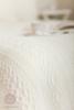 Элитная наволочка декоративная Зефир экрю от Luxberry
