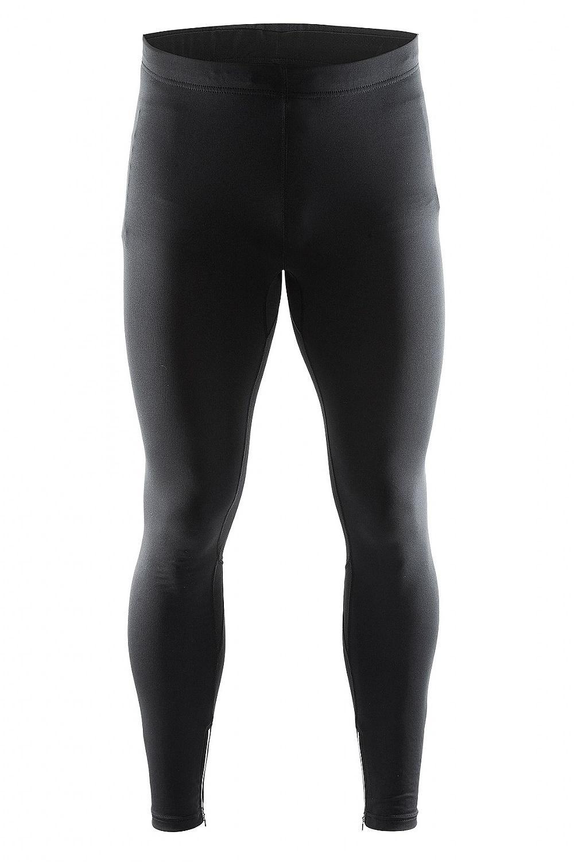 Мужские беговые тайтсы для бега Craft Prime Run (1902508-9999) черные фото