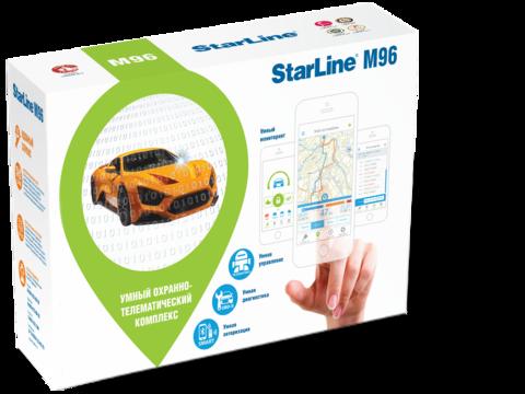 Автосигнализация StarLine M96 M