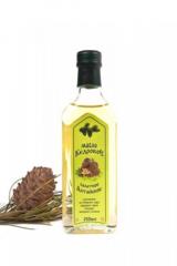 Масло из ядра кедрового ореха растительное нерафинированное пищевое «Алтайское»  250 мл