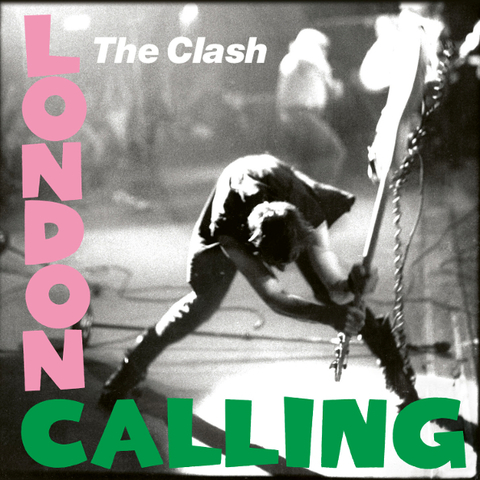 The Clash / London Calling (40th Anniversary)(Limited Edition)(2LP)