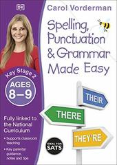 Spelling, Punctuation & Grammar, Ages 8-9 Key S...