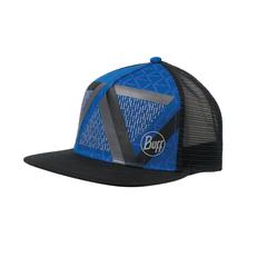 Кепка-бейсболка Buff Optic Block Cape Blue