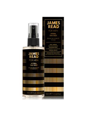 James Read Спрей-автозагар для лица и тела для мужчин Hydra Tan Mist Face (For Men)