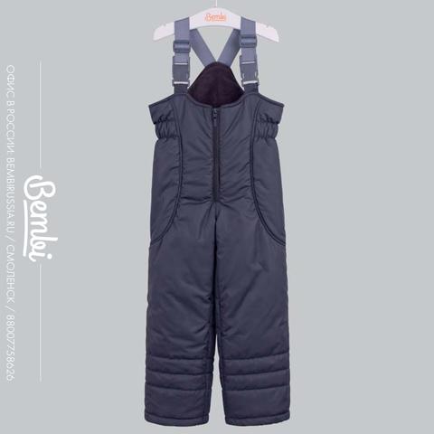 ПК133 Полукомбинезон детский Зима