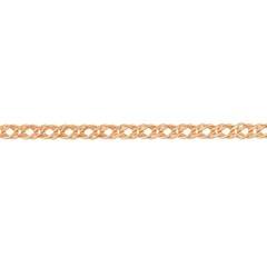 Толстая цепочка из золота 585 пробы.