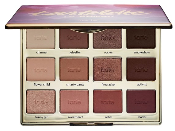 Tarte Tartelette In Bloom палетка теней