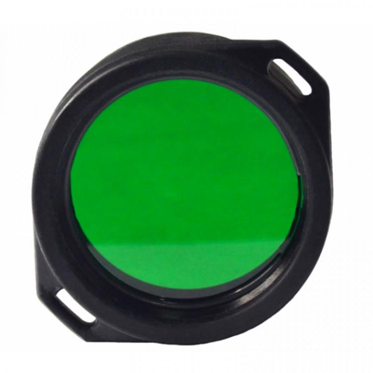 Фильтр для фонарей Armytek Partner/Prime, зеленый (для охоты)