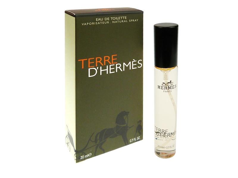 Мини-парфюм Hermes Terre D Hermes, 20 ml