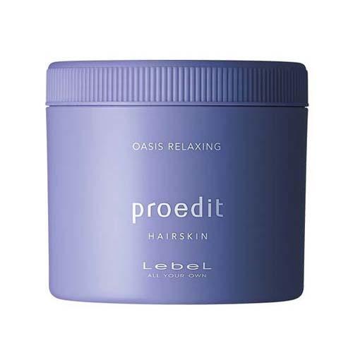 Lebel Proedit Hairskin Oasis Relaxing - Увлажняющий крем для волос и кожи головы «Оазис»
