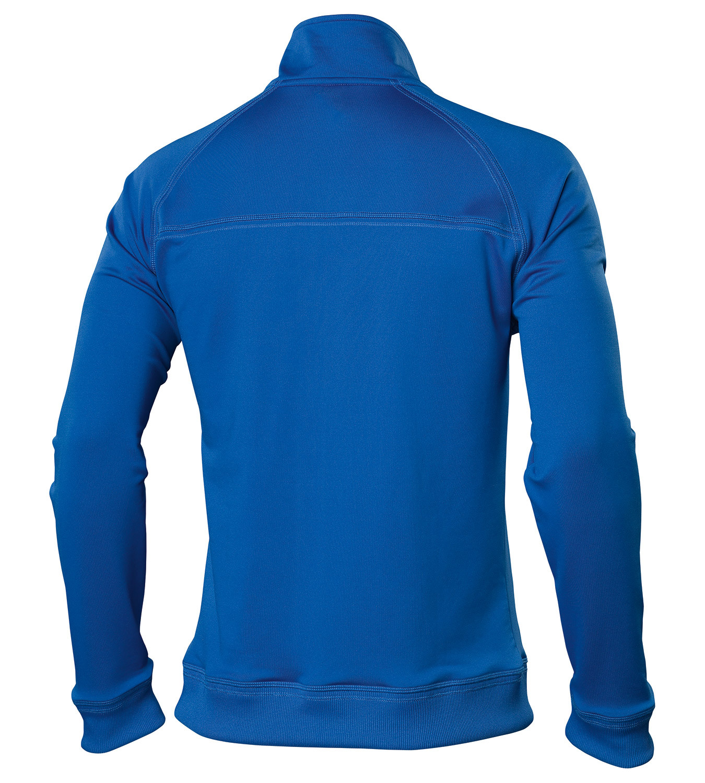 Мужская толстовка асикс Track Jacket (421900 8028) синяя