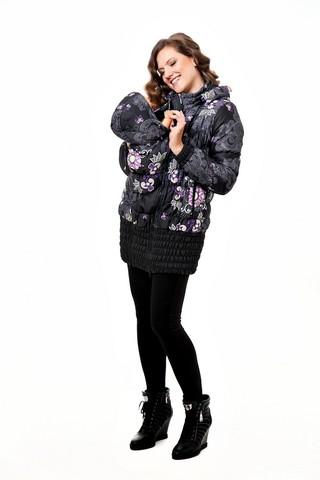 Куртка 04920 чёрный