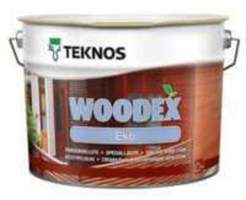 TEKNOS WOODEX EKO/Текнос Вудекс Эко Лессирующий антисептик