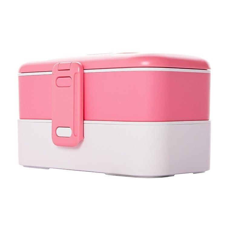 Ланч-бокс LB Original розовый