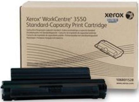 Принт-картридж Xerox WC 3550 106R01529. Ресурс 5000 страниц.