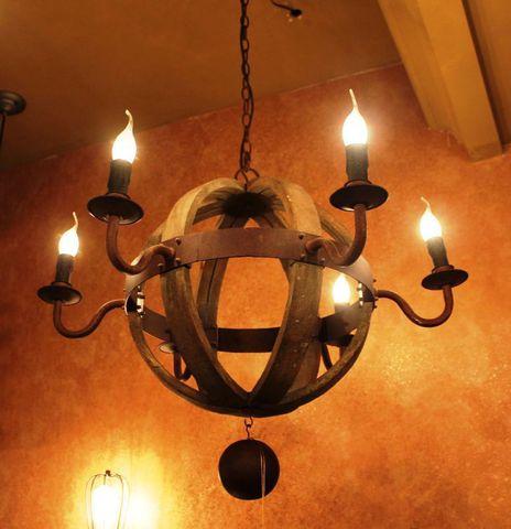 vintage chandelier 50-41 ( by Funky Vintage )