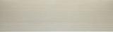 Монолитная ступень M 010 Жемчужно-серый под травертин Размер: ступени 120x30 см Размер подступенка: 120x15 см   комплект Полированная