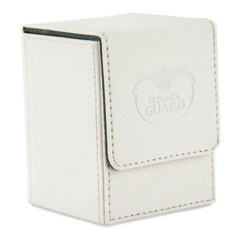 Ultimate Guard - Коробочка XenoSkin белого цвета на 100+ карт для Коммандера