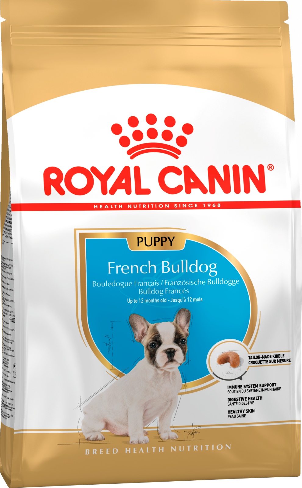 Royal Canin Корм для щенков собак породы французский бульдог, Royal Canin French Bulldog Puppy 181030.png