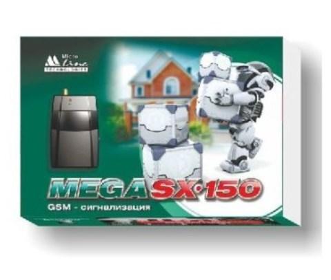 GSM-сигнализация Mega SX-150