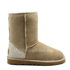 UGG Classic Short Pearl Sand