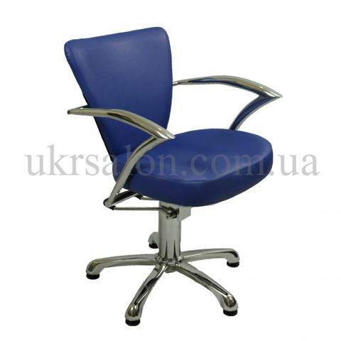 Кресло парикмахерское с гидравликой ZD-317