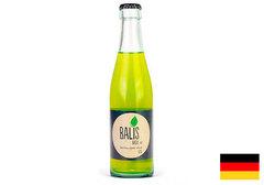 Напиток на основе минеральной воды с экстрактом базилика и привкусом имбиря