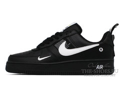 Кроссовки Nike Air Force 1 07 Low Black