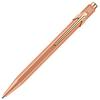 Шариковая ручка Carandache Office Brute Rose (M) синий (849.997)