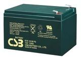 Аккумулятор  CSB EVX12120 ( 12V 12Ah / 12В 12Ач ) - фотография