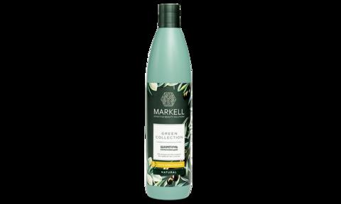 Markell Green Collection Шампунь для волос Укрепляющий 500мл