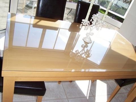 Прозрачная накладка толщина 2 мм. Индивидуальный размер