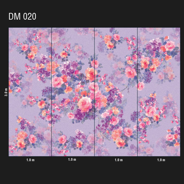 Панно Loymina Illusion DM 020, интернет магазин Волео