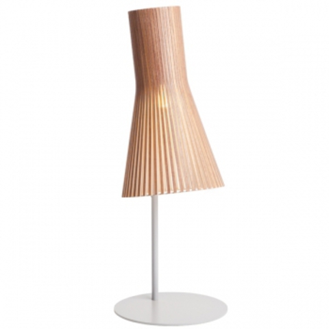 replica of  Secto 4220 table lamp, walnut