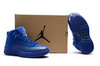 Air Jordan 12 Retro 'Blue Suede'