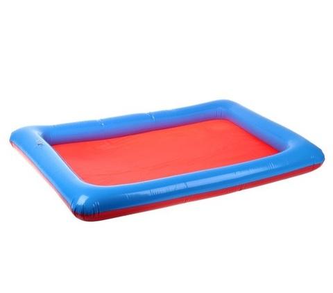Песочница надувная 70х95, цвет МИКС