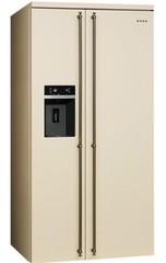 Холодильник Smeg SBS8004PO фото