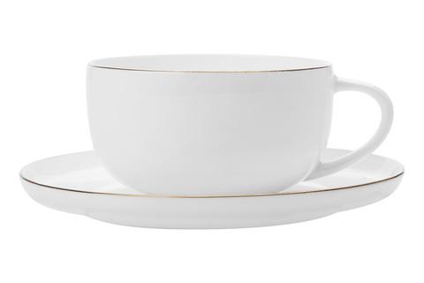 Чашка с блюдцем Кашемир Голд без инд.упаковки