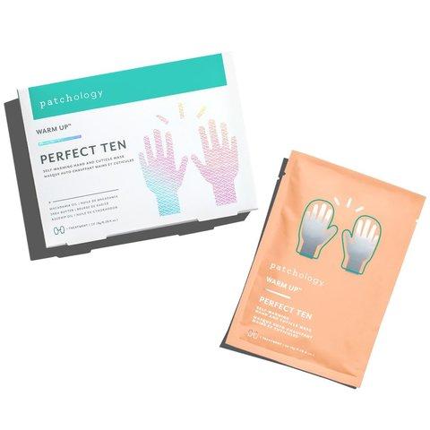 Patchology Питательная маска для рук и кутикулы Perfect Ten Hand and Cuticle Mask